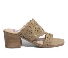 Women's 2 LIPS TOO Too Missy Mule Heels