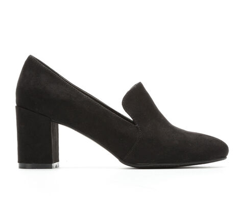 Women's Solanz Sandy Heeled Loafers