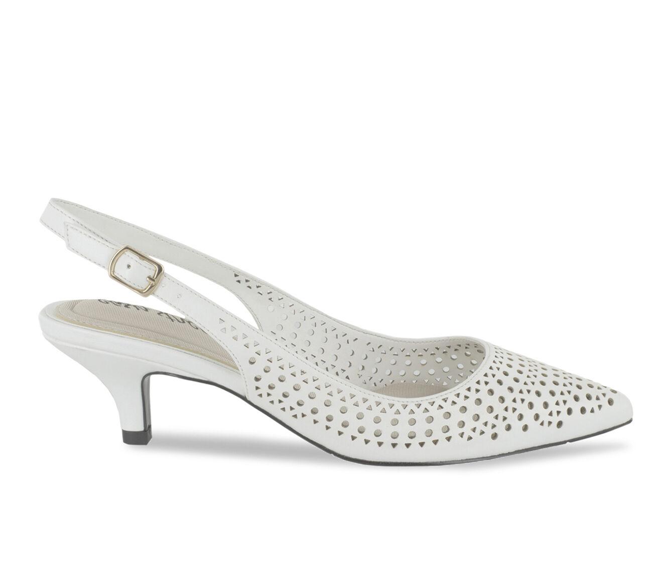 Popularity Best Women's Easy Street Enchant Shoes White