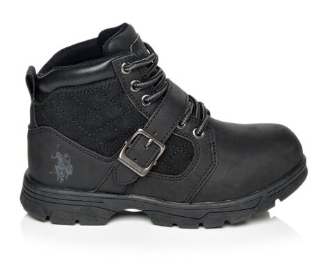 Boys' US Polo Assn Cayenne Mid 11-7 Boots