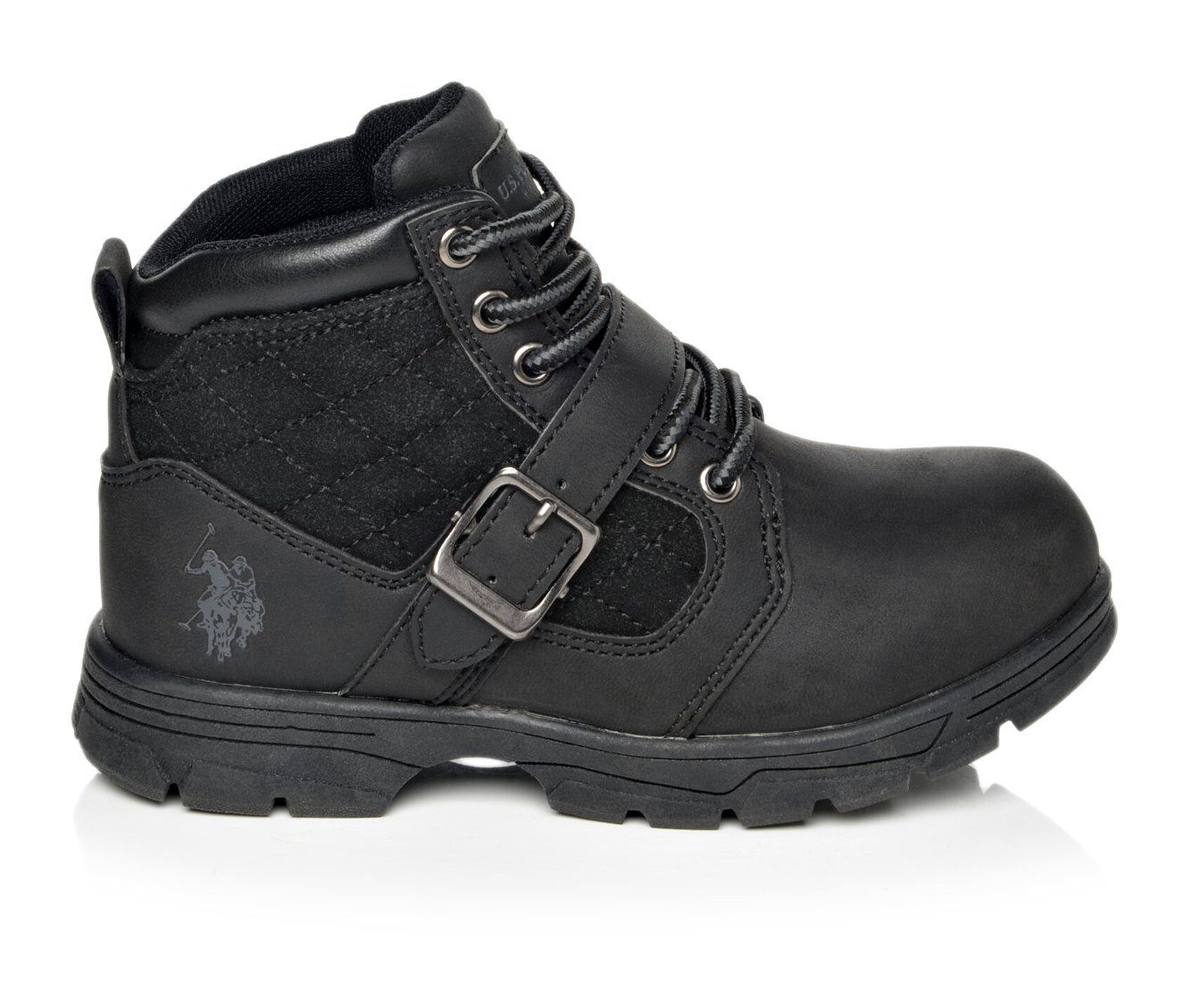 boys 39 us polo assn cayenne mid 11 7 boots. Black Bedroom Furniture Sets. Home Design Ideas