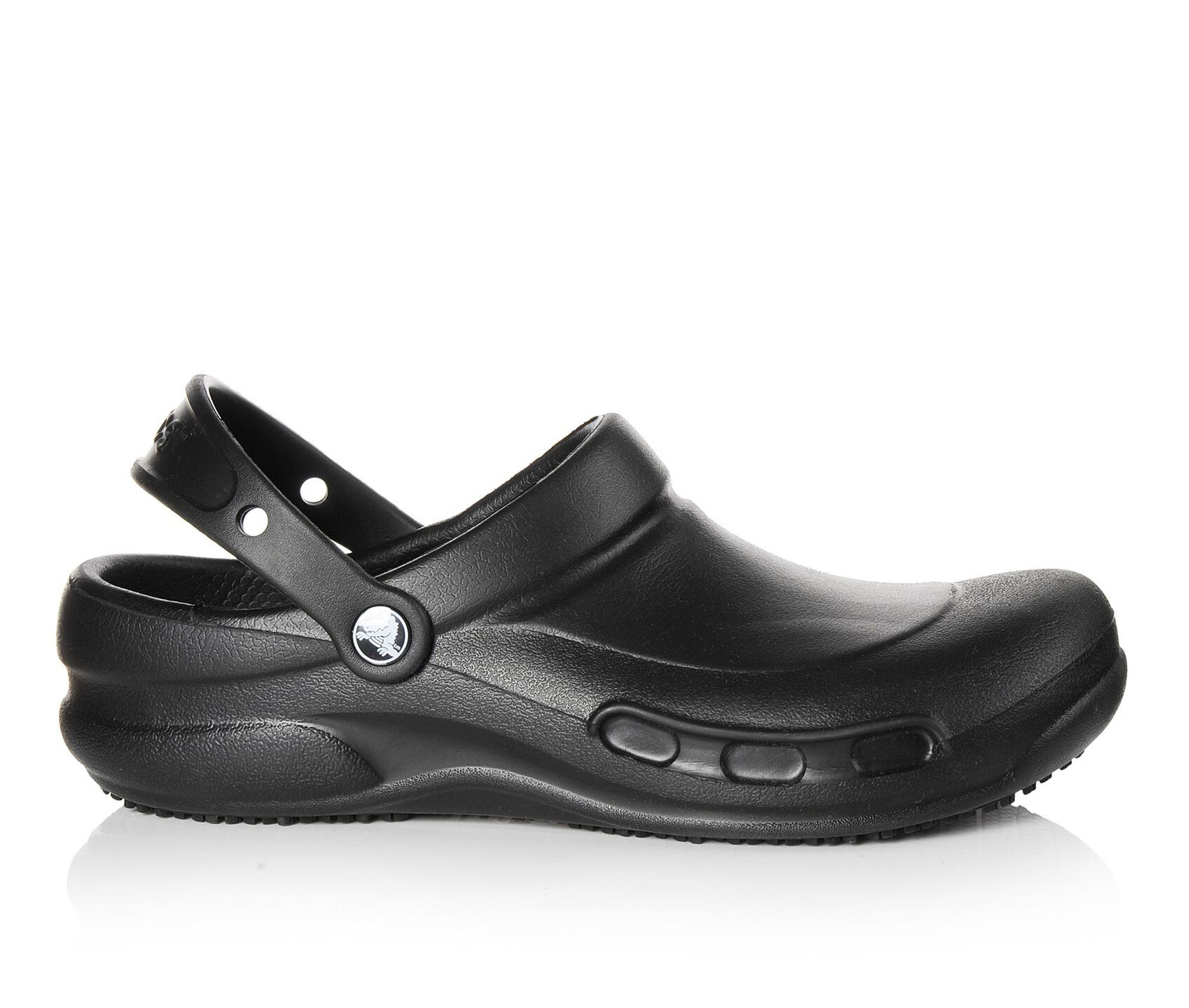 Men S Crocs Work Bistro Slip Resistant Safety Shoes