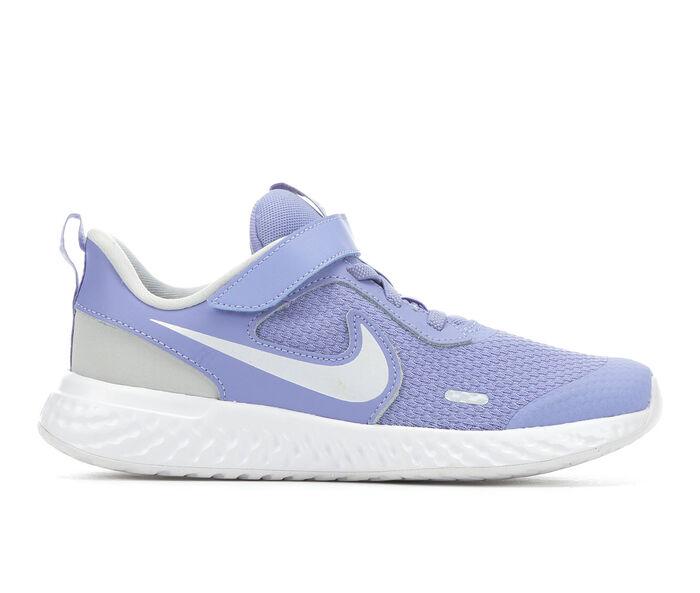 Girls' Nike Little Kid Revolution 5 Running Shoes