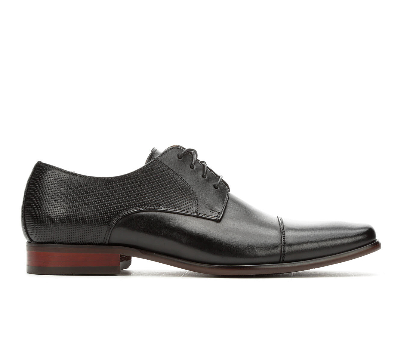 Men's Florsheim Scottsdale Cap Toe Oxford Dress Shoes Black