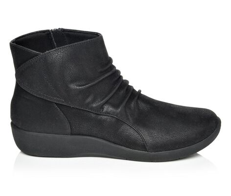 Women's Clarks Sillian Chell Booties
