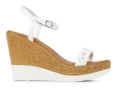 Women's Italian Shoemakers Kiss Wedge Sandals