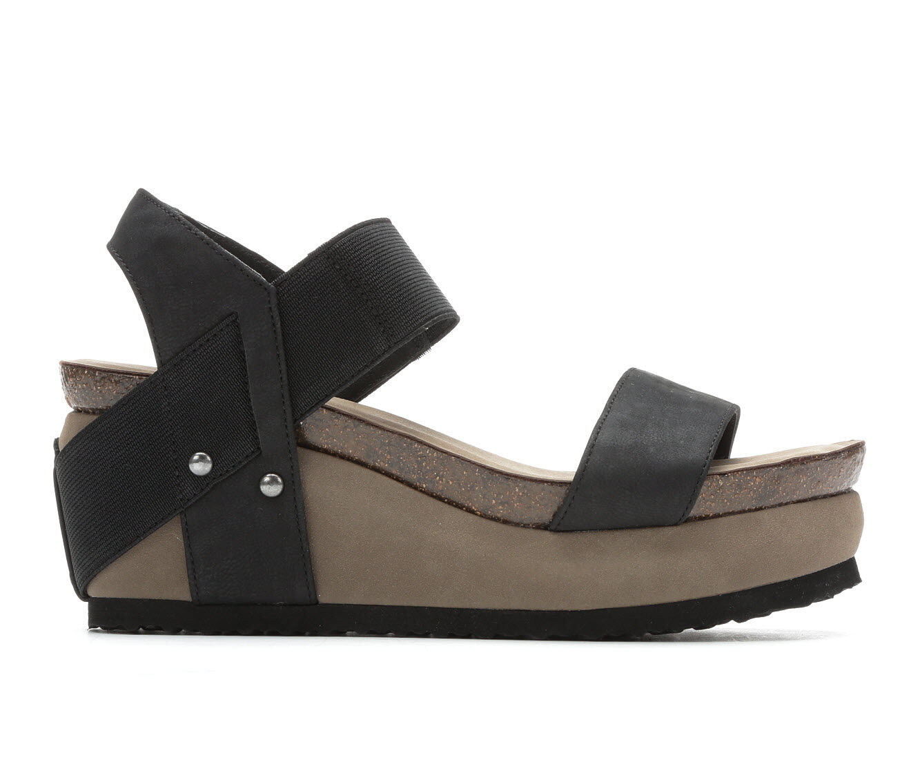 Women's Axxiom Ellen Sandals Black