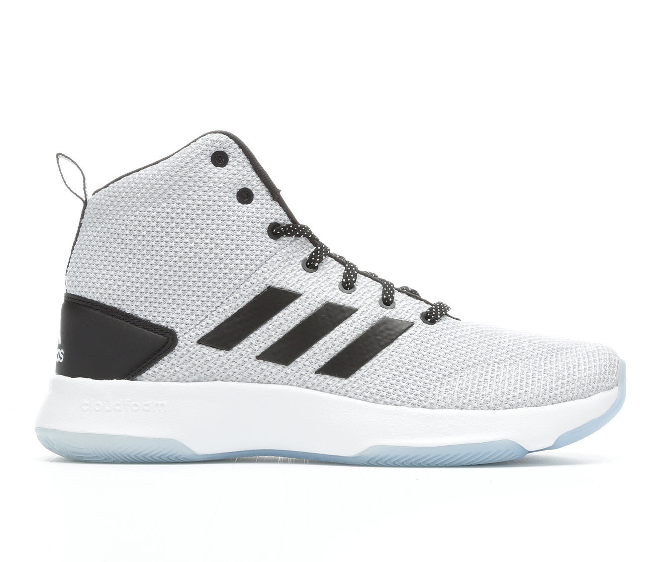 Men\u0027s Adidas Cloudfoam Ignition Mid Basketball Shoes
