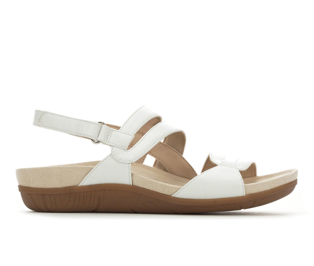 lowest price Women's Baretraps Jenifer Sandals White
