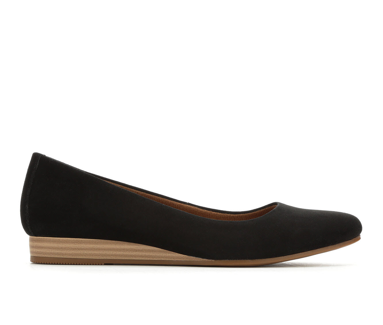 Women's Vintage 7 Eight Lanie Flats Black