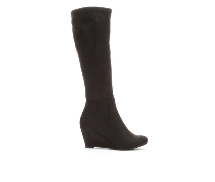 Women's Solanz Paloma Wedge Boots