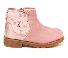 Girls' Carters Infant & Toddler & Little Kid Rose Booties