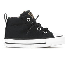 Boys' Converse Infant & Toddler Chuck Taylor All Star Street Mid Top Sneakers