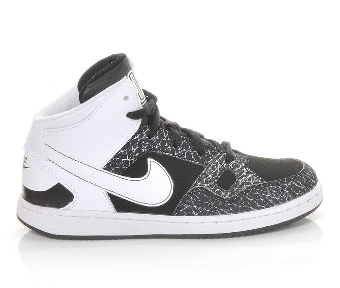 Boys' Nike Son Of Force Mid PS Sneakers