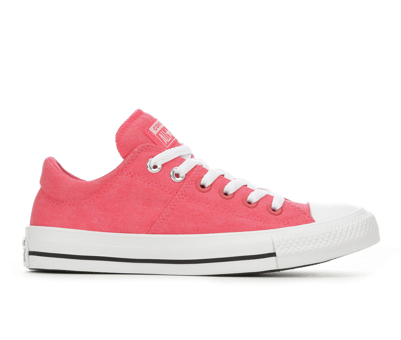 Women's Converse Madison Ox Sneakers Strawberry/Wht