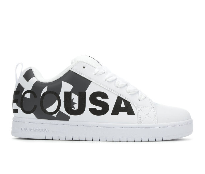 Men's DC Court Graffik SE Skate Shoes