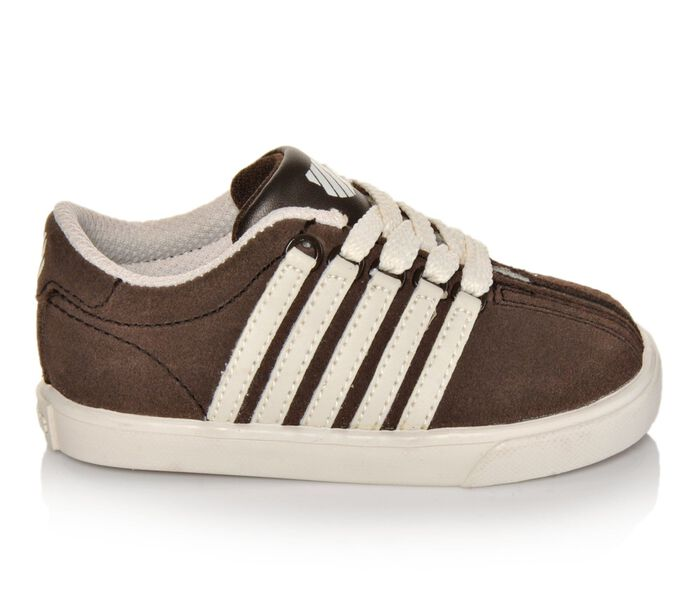 Boys' K-Swiss Infant Classic VN Suede Retro Sneakers