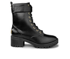 Women's Juicy Oodles Combat Boots