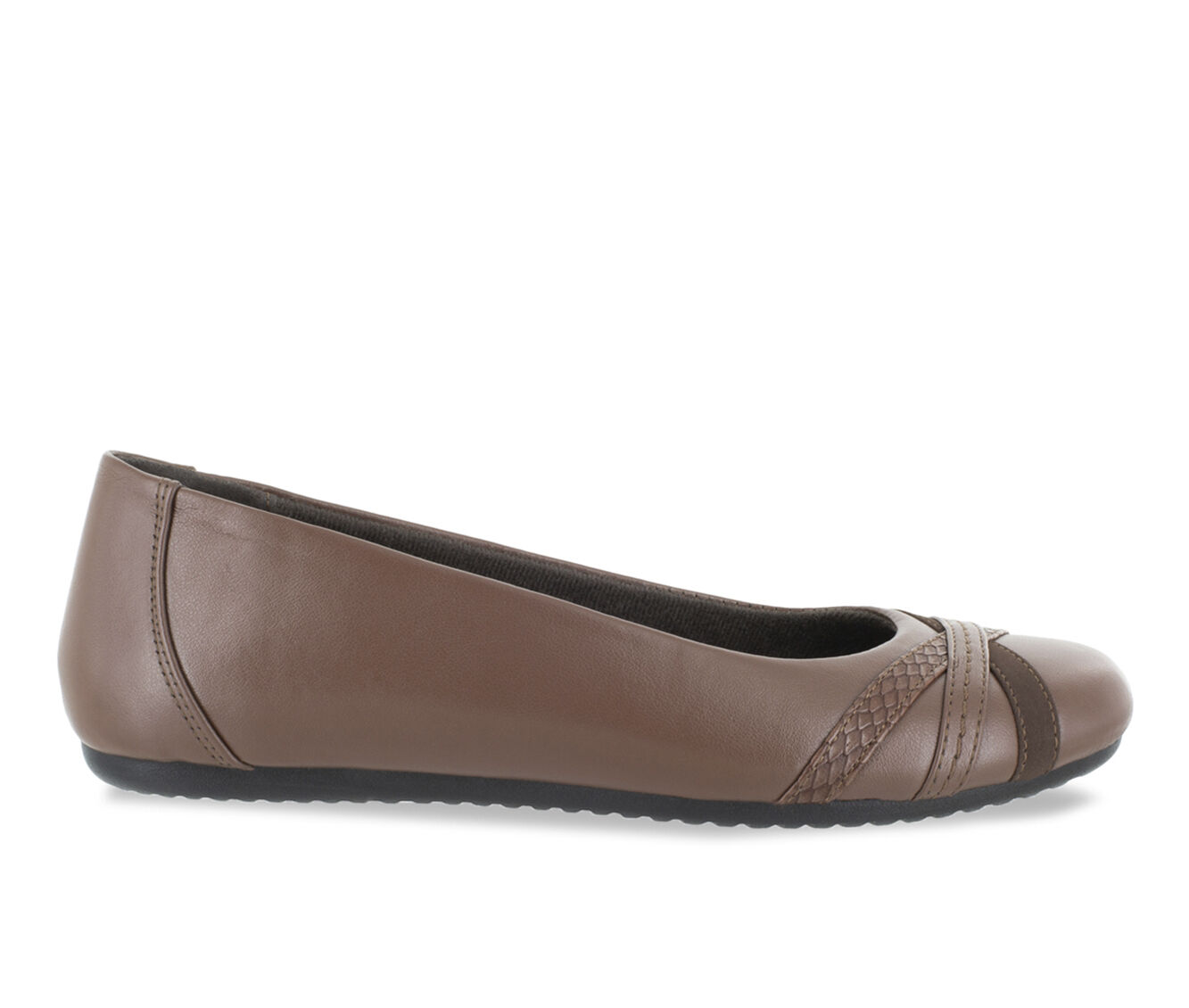 Women's Easy Street Derry Shoes Tan