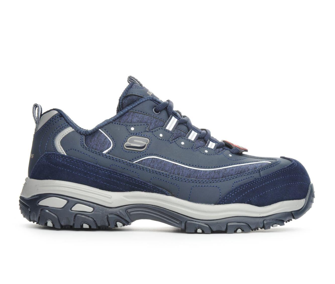 cheap skechers work shoes