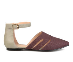 Women's Journee Collection Lindon Flats