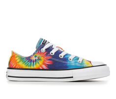 Girls' Converse Little Kid Chuck Taylor All Star Tie Dye Ox Sneakers