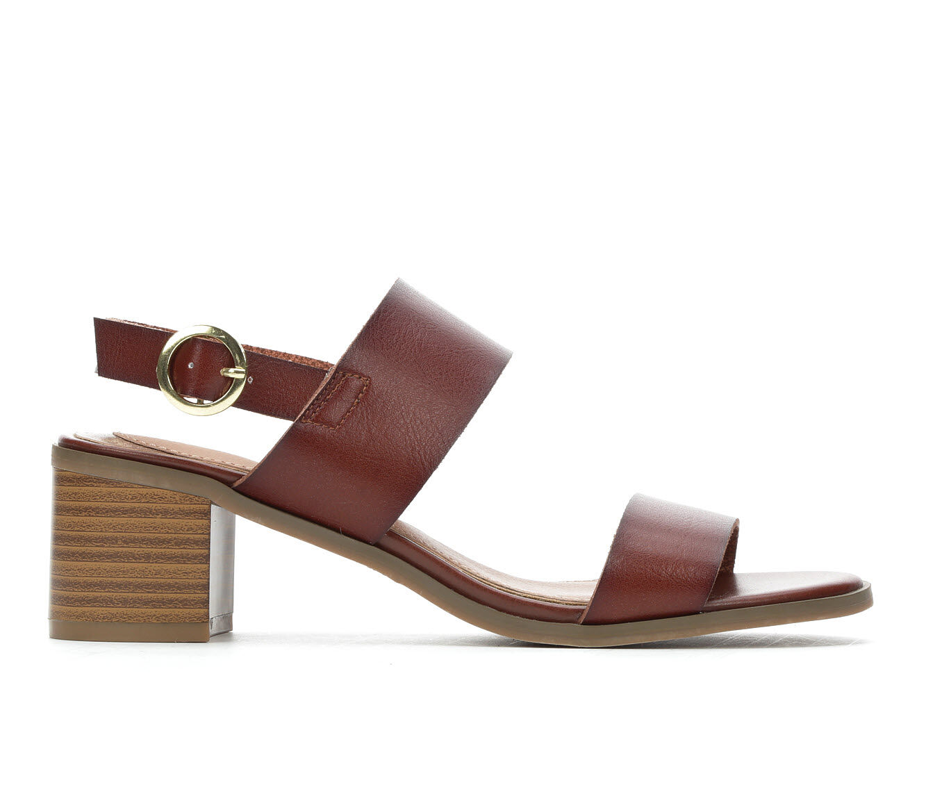find cheap authentic Women's Rampage Haly Heeled Sandals Whiskey