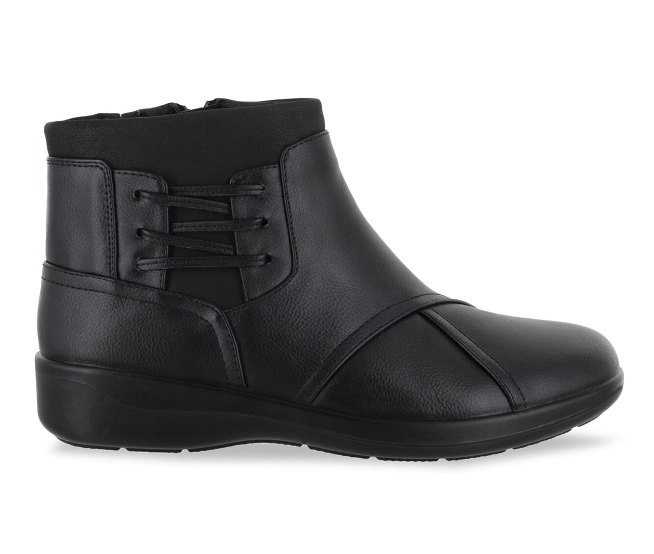 Women's Easy Street Guild Booties Black