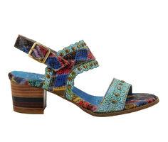 Women's L'Artiste Exotic Dress Sandals