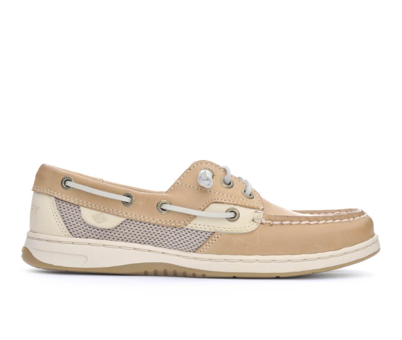 Women's Sperry Rosefish Boat Shoes Linen/Oat