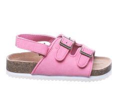 Girls' Bearpaw Toddler & Little Kid Brooklyn Footbed Sandals