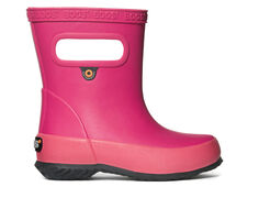 Girls' Bogs Footwear Toddler & Little Kid Skipper Solid Rain Boots