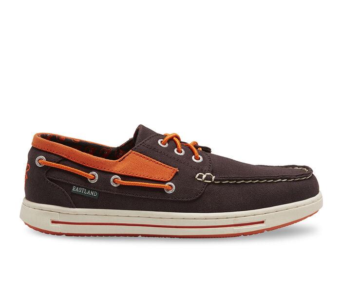 Men's Eastland Adventure MLB Orioles Boat Shoes
