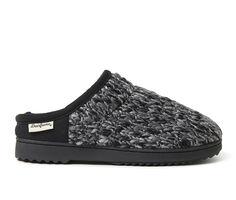 Dearfoams Marled Knit High Vamp Clog Slippers