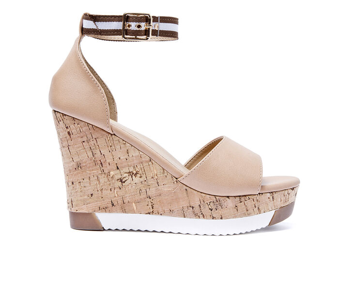 Women's Jane And The Shoe Aira Platform Wedges