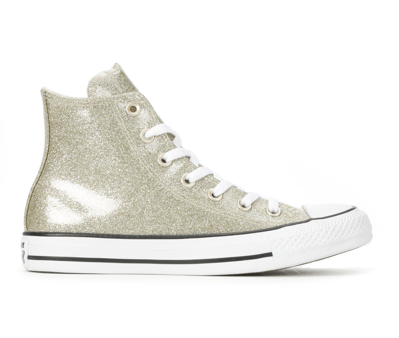 Women's Converse After Party Hi Sneakers Gold/Wht/Blk