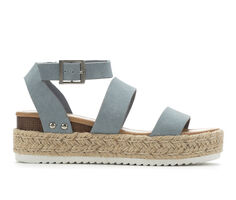 Women's Soda Bryce Flatform Sandals