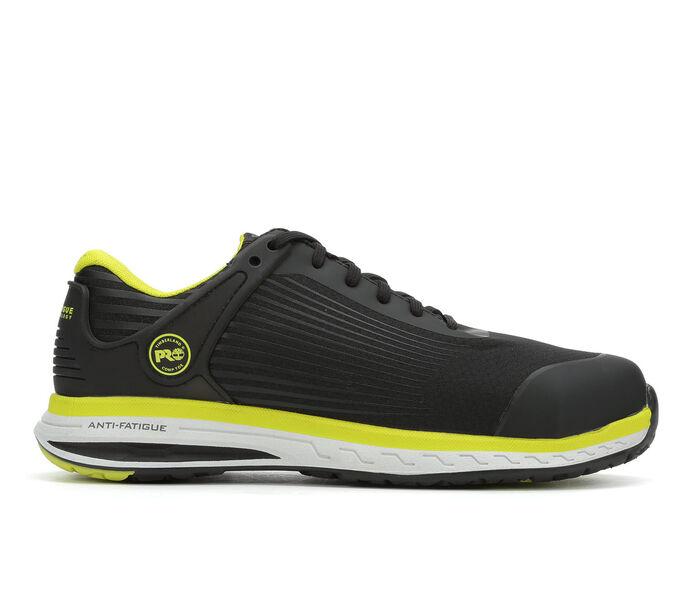 Men's Timberland Pro Drivetrain Low Comp Toe A1WXN Work Shoes