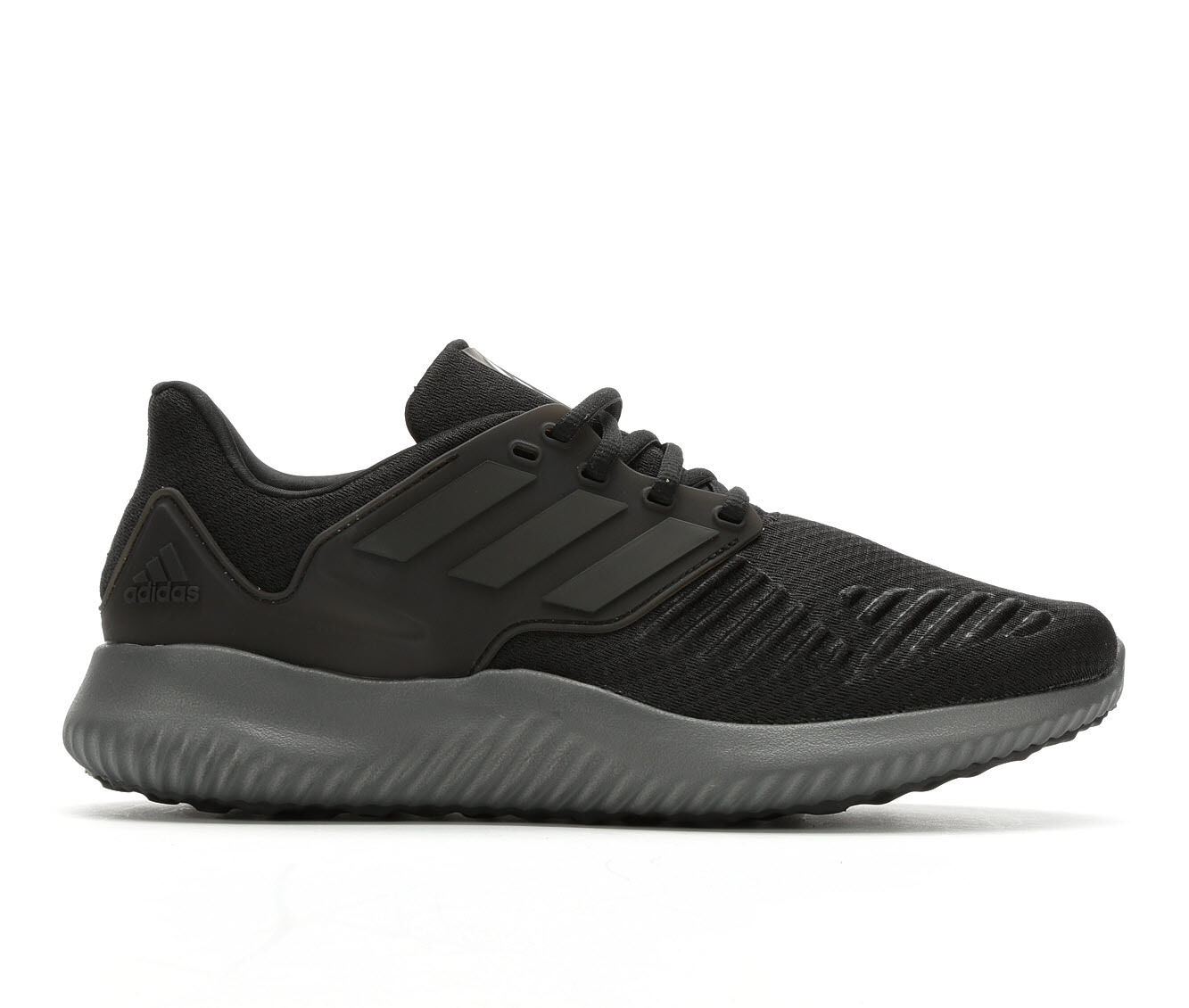 Men's Adidas Alphabounce RC 2 Running Shoes Blk/Gry