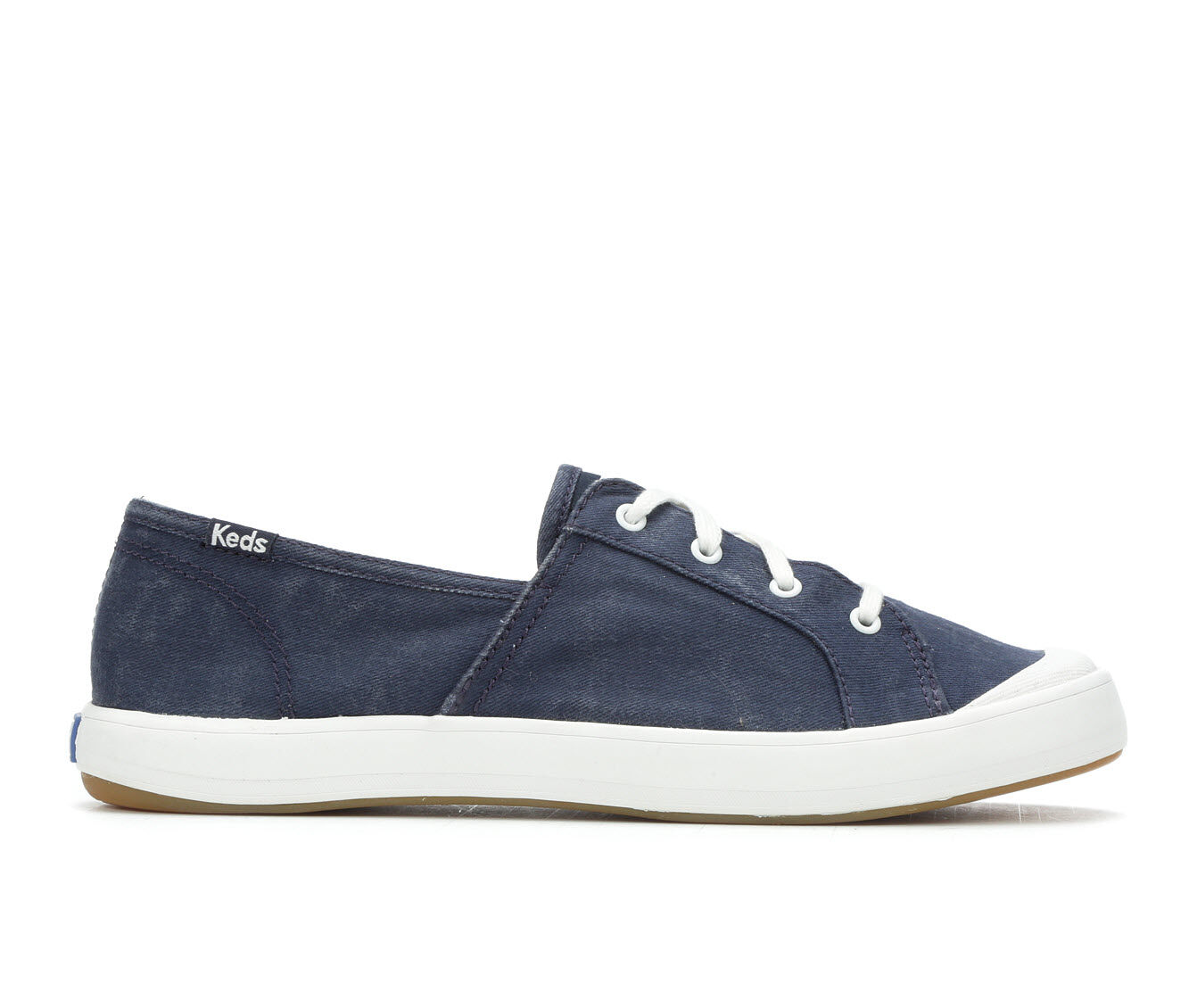 Women's Keds Sandy Washed Sneakers Navy
