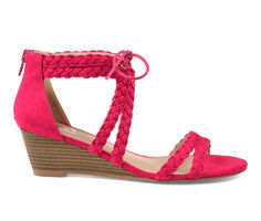 Women's Journee Collection Aubree Wedges