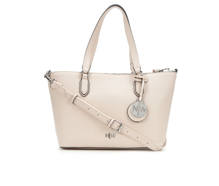 Nine West Bryn Small Trap Tote Handbag