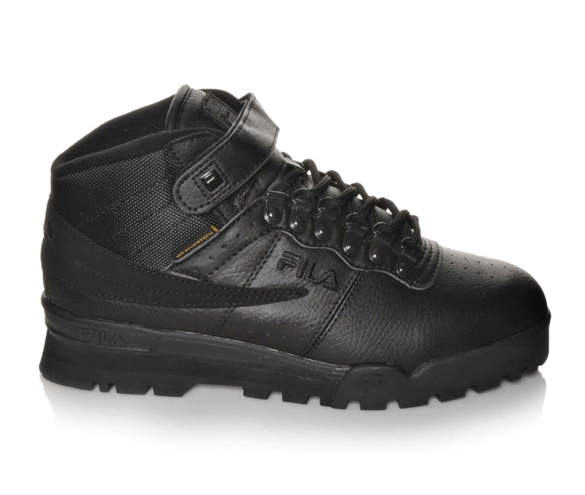 Men's Fila F13 Weathertech Retro Sneakers Black