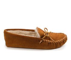 Minnetonka Pile Lined Softsole Slippers