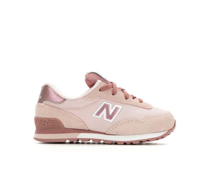 Girls' New Balance Toddler KL515C4I Wide Athletic Shoes