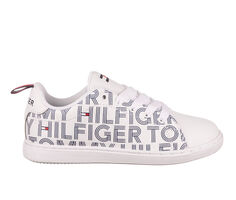 Girls' Tommy Hilfiger Iconic Court Logo Sneakers