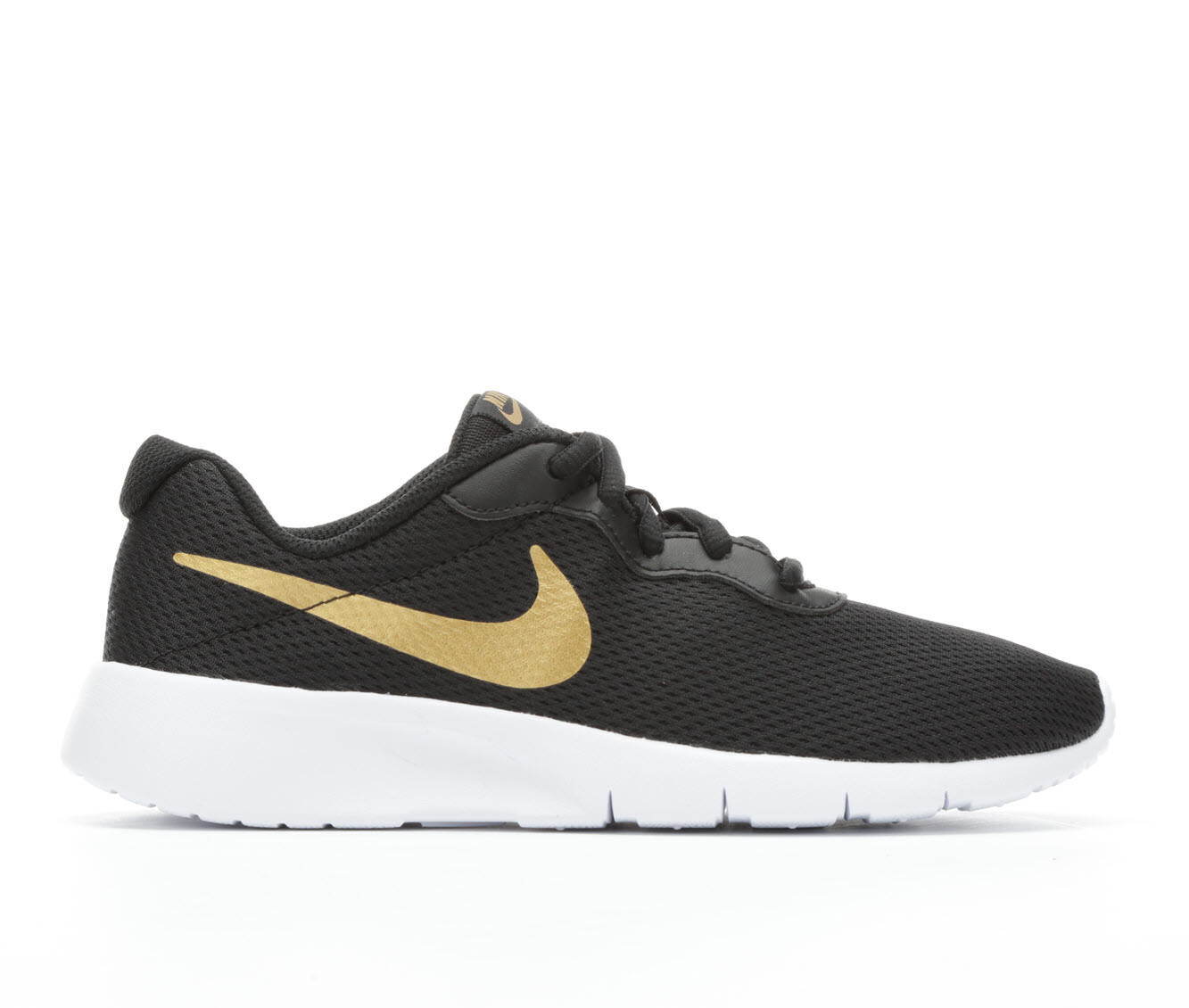 Nike Tanjun Print Boys Lifestyle Shoes White iQ6003S