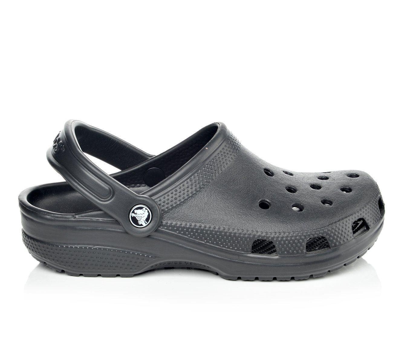 Women's Crocs Classic Clogs Black