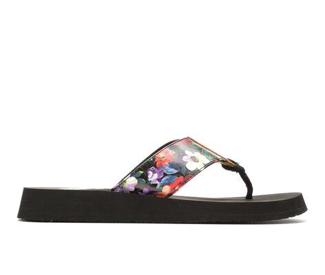 Women's Yellow Box Rhodes Flip-Flops