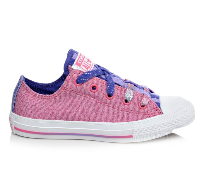 Girls' Converse Chuck Taylor All Star Loopholes Ox Sneakers